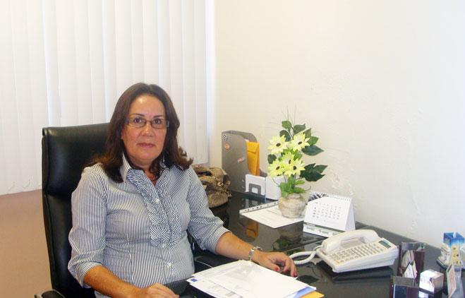 Deputada Goretti busca apoio para construção de casas populares em Lagarto